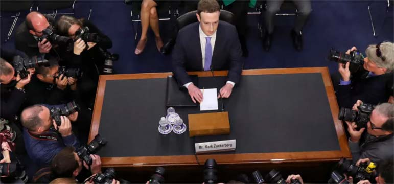 Zuckerberg's truthful congressional admission could prove very costly