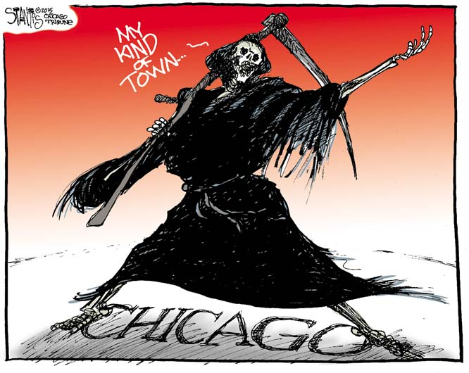 Chicago carnage: What can be done?