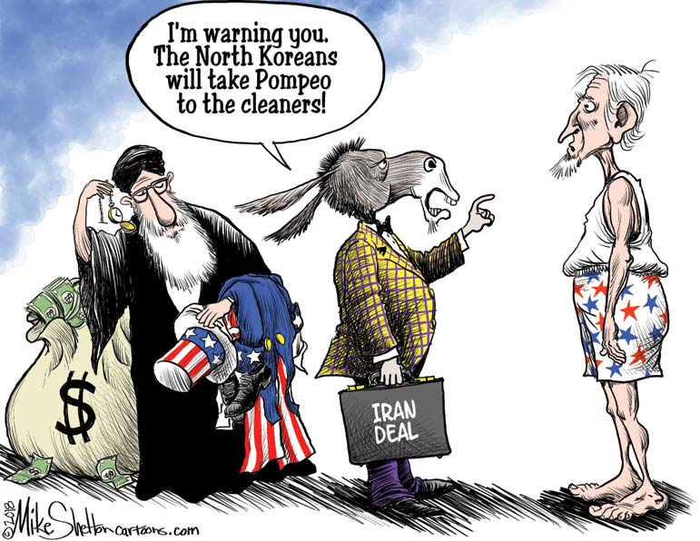 The real conflict with Iran