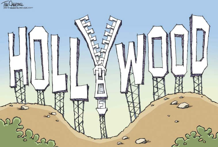 When Hollywood Confronts Its Shady Past
