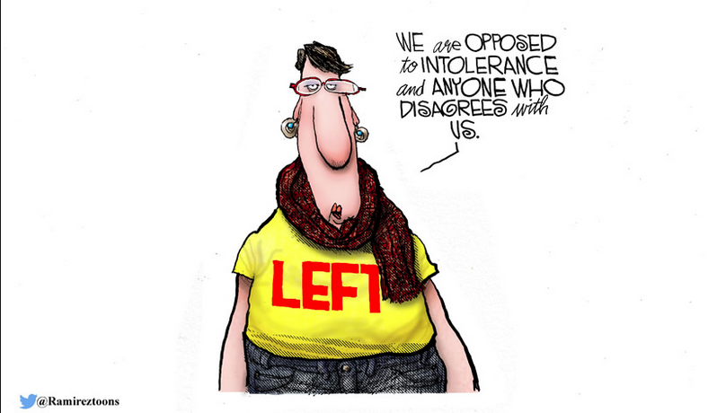 The Liberal Media's Double Standard