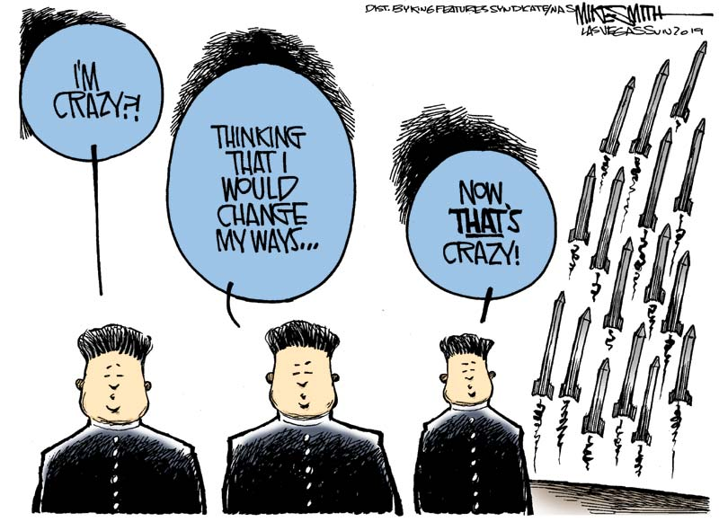 Think Toon by Mike Smith