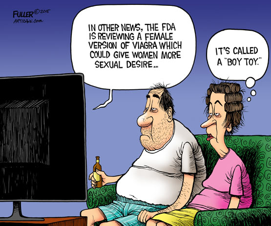 What will they think of next?  'Female Viagra'